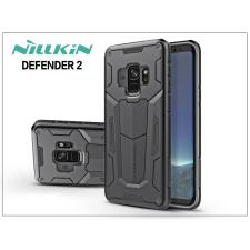 Nillkin Samsung G960F Galaxy S9 ütésálló védőtok - Nillkin Defender 2 - fekete tok és táska