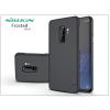 Nillkin Samsung G965F Galaxy S9 Plus hátlap képernyővédő fóliával - Nillkin Frosted Shield - fekete