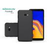 Nillkin Samsung J415F Galaxy J4 Plus hátlap - Nillkin Frosted Shield - fekete