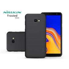 Nillkin Samsung J415F Galaxy J4 Plus hátlap - Nillkin Frosted Shield - fekete tok és táska