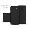 Nillkin Samsung J415F Galaxy J4 Plus oldalra nyíló flipes tok - Nillkin Qin - fekete