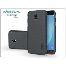 Nillkin Samsung J730F Galaxy J7 (2017) hátlap képernyővédő fóliával - Nillkin Frosted Shield - fekete tok és táska