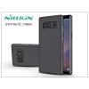 Nillkin Samsung N950F Galaxy Note 8 hátlap - Nillkin Synthetic Fiber - fekete