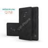 Nillkin Samsung N960F Galaxy Note 9oldalra nyíló flipes tok - Nillkin Qin - fekete