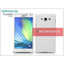 Nillkin Samsung SM-A700F Galaxy A7 hátlap képernyővédő fóliával - Nillkin Frosted Shield - fehér tok és táska