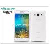 Nillkin Samsung SM-E500F Galaxy E5 szilikon hátlap - Nillkin Nature - transparent