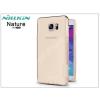Nillkin Samsung SM-N920 Galaxy Note 5 szilikon hátlap - Nillkin Nature - aranybarna
