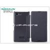 Nillkin Sony Xperia E3 (D2203) oldalra nyíló flipes tok - Nillkin Sparkle - fekete