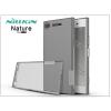 Nillkin Sony Xperia XZ1 (G8341) szilikon hátlap - Nillkin Nature - szürke