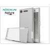 Nillkin Sony Xperia XZ1 (G8341) szilikon hátlap - Nillkin Nature - transparent