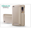 Nillkin Xiaomi Redmi 4A oldalra nyíló flipes tok - Nillkin Sparkle - gold
