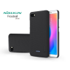 Nillkin Xiaomi Redmi 6A hátlap képernyővédő fóliával - Nillkin Frosted Shield - fekete