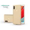 Nillkin Xiaomi Redmi S2 hátlap képernyővédő fóliával - Nillkin Frosted Shield - gold
