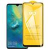 Nincs info Huawei Honor 10 kijelzővédő edzett üvegfólia (9H, 9D, fekete)