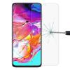 Nincs info Samsung Galaxy A70 kijelzővédő edzett üvegfólia, keskeny (0.26mm, 9H, 2.5D)