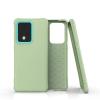 Nincs info Samsung Galaxy S20 Ultra ütésálló szilikon tok, zöld