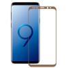 Nincs info Samsung Galaxy S9 kijelzővédő fólia hajlított (ultravékony, arany)