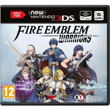 Nintendo 3DS Fire Emblem Warriors rock / pop