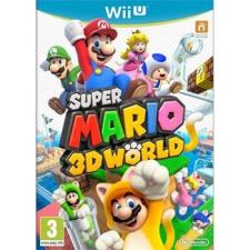 Nintendo Super Mario 3D World - Wii U videójáték