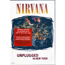 NIRVANA - UNPLUGGED IN NEW YORK - Vinyl, LP, Bakelit zene és musical