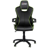 NITRO CONCEPT E200 Race Gaming Chair fekete-zöld