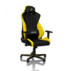 Nitro Concepts S300 Astral Yellow - Fekete/Sárga Gamer szék (NC-S300-BY)