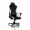 Nitro Concepts S300 Gaming Chair Radiant White/Black