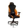 Nitro Concepts S300 Horizon Orange Gamer szék - Fekete/Narancs