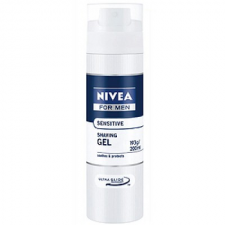Nivea For Men Sensitive borotvagél bőrápoló szer