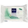 Nivea Intimo intim törlőkendő 20 db mild