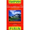 No.6: Pirin-hegység turistatérkép - Domino