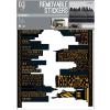 No-name Falimatrica -WALLPLC003- 50x70cm NewYork Skyline <1ív/ csom>