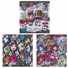 No-name Matrica -276063- 16x16cm Monster High <25ív/ csom>