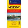 NO NAME Moszkva várostérkép - Cartographia