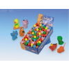 Nobby Kutyajáték gumiból vegyes állatok 5-6cm (cica,kutya,kacsa,egér,elefánt)