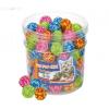 Nobby Macskajáték sysal gömb 3,5cm (vegyes színek)