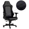 NOBLE CHAIRS HERO Gaming Chair Fekete - kék