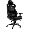 NOBLE CHAIRS Noblechairs EPIC Gamer szék, Fekete (NBL-PU-BLA-002)