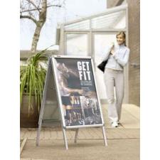 NOBO Megállító tábla, poszteres, A1 méret, 84 × 60 cm, NOBO irodai kellék