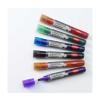 NOBO Táblamarker készlet, 1-3 mm, folyékonytintás, NOBO, 6 különbözo szín (6 db)