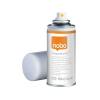 NOBO Tisztító aerosol hab, üvegtáblához, 150 ml,