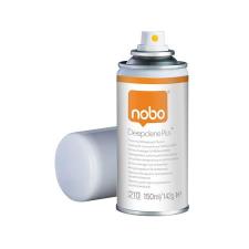 NOBO Tisztító aerosol hab, üvegtáblához, 150 ml, ajándéktárgy