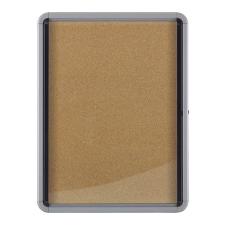 NOBO Vitrin, beltéri, parafa, (6xA4), NOBO irattároló szekrény