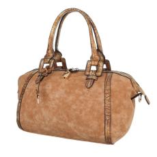 Női táska, camel