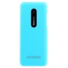 Nokia 206 Simple Sim akkufedél kék*