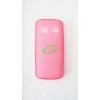 Nokia 500 szilikon tok pink
