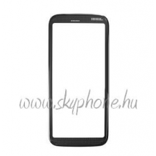 Nokia 5530 előlap piros-fekete (swap) mobiltelefon előlap