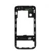 Nokia 5610 középső keret fekete (swap)