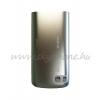 Nokia 701 akkufedél ezüst*