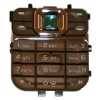 Nokia 7360 billentyűzet barna